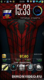 Amazing Spider-Man 2 Live WP - анонс