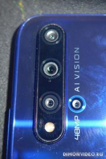 Honor 20 - сравним камеру с Galaxy 9 0